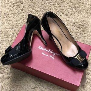 Salvador Ferragamo heels